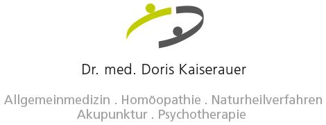 Arztpraxis Herrenberg Dr. med. Doris Kaiserauer Logo